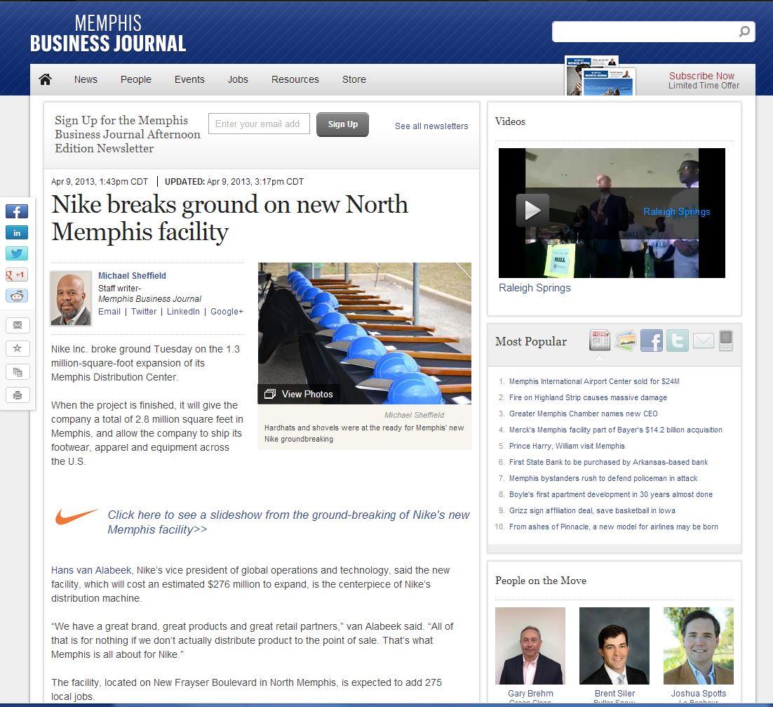 Estero :: Memphis Investment News
